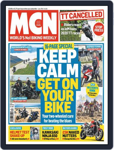 MCN (Digital) March 18th, 2020 Issue Cover