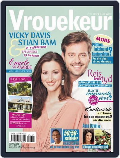 Vrouekeur (Digital) April 7th, 2013 Issue Cover