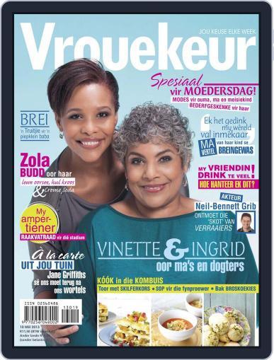 Vrouekeur May 5th, 2013 Digital Back Issue Cover