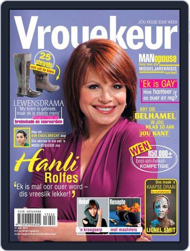 Vrouekeur (Digital) May 26th, 2013 Issue Cover