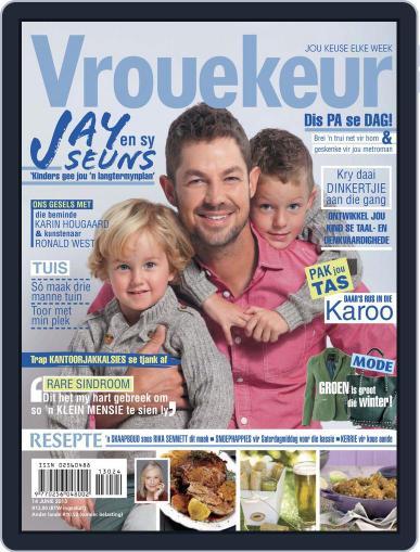 Vrouekeur (Digital) June 9th, 2013 Issue Cover