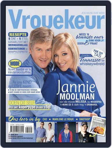 Vrouekeur (Digital) June 16th, 2013 Issue Cover