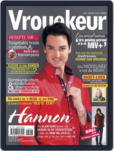 Vrouekeur July 7th, 2013 Digital Back Issue Cover