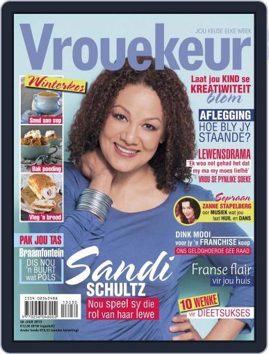 Vrouekeur (Digital) July 22nd, 2013 Issue Cover