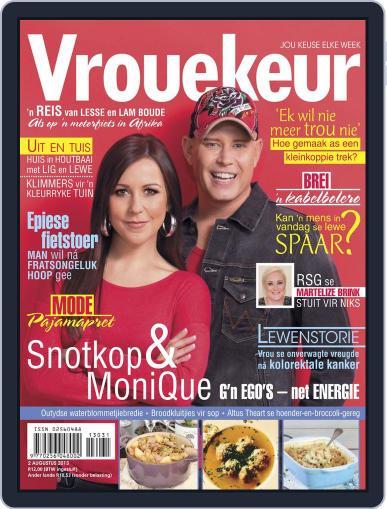 Vrouekeur (Digital) July 28th, 2013 Issue Cover