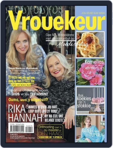 Vrouekeur (Digital) May 4th, 2014 Issue Cover