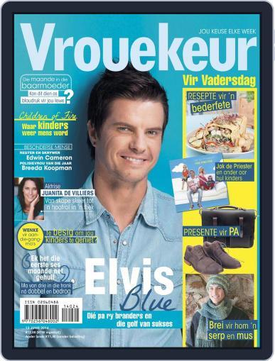 Vrouekeur (Digital) June 8th, 2014 Issue Cover