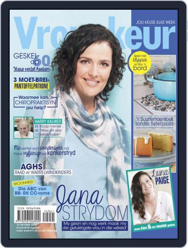 Vrouekeur (Digital) October 5th, 2014 Issue Cover