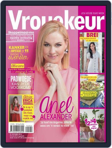 Vrouekeur (Digital) October 26th, 2014 Issue Cover