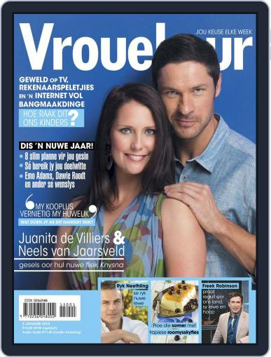 Vrouekeur December 28th, 2014 Digital Back Issue Cover