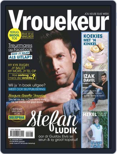 Vrouekeur (Digital) January 11th, 2015 Issue Cover