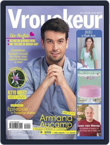 Vrouekeur (Digital) February 8th, 2015 Issue Cover
