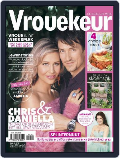 Vrouekeur (Digital) May 31st, 2015 Issue Cover