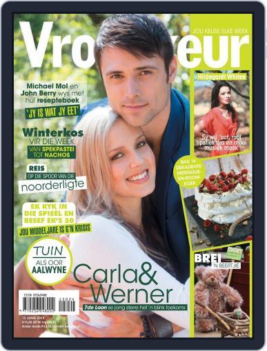 Vrouekeur (Digital) June 7th, 2015 Issue Cover