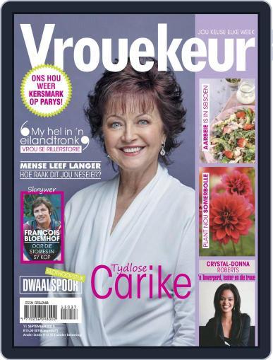 Vrouekeur (Digital) September 11th, 2015 Issue Cover