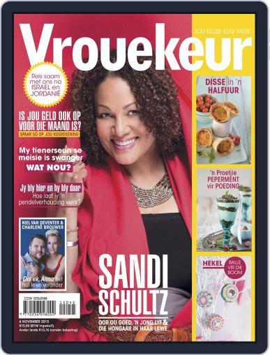 Vrouekeur (Digital) November 6th, 2015 Issue Cover