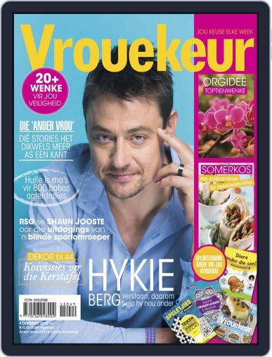 Vrouekeur (Digital) December 4th, 2015 Issue Cover