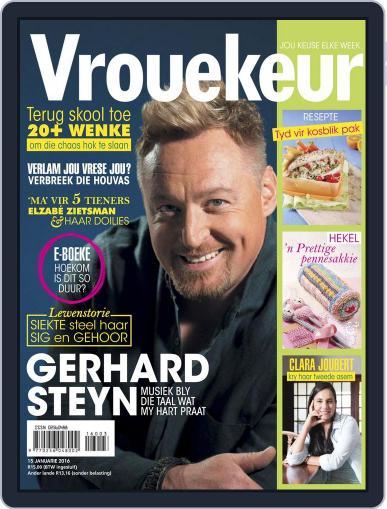 Vrouekeur (Digital) January 15th, 2016 Issue Cover