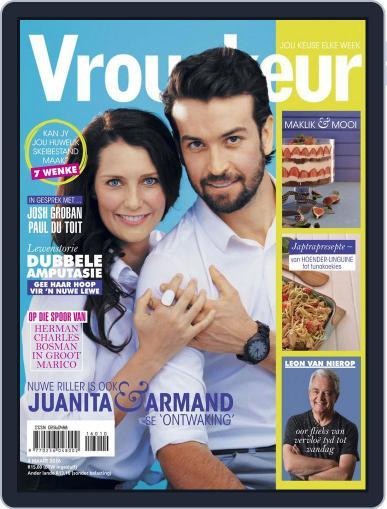 Vrouekeur (Digital) February 29th, 2016 Issue Cover