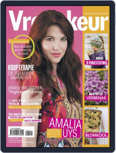 Vrouekeur (Digital) March 7th, 2016 Issue Cover