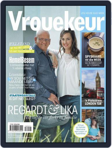 Vrouekeur (Digital) May 16th, 2016 Issue Cover