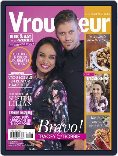 Vrouekeur (Digital) May 30th, 2016 Issue Cover