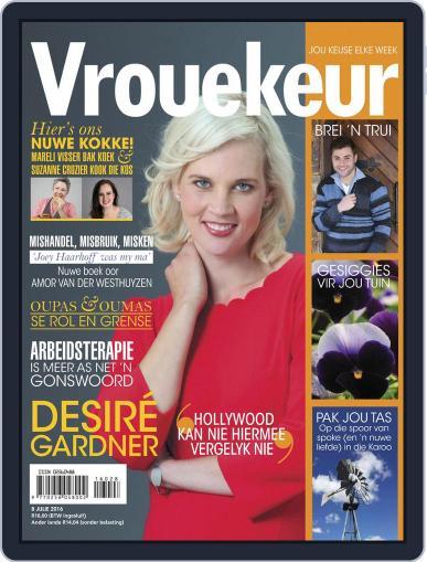 Vrouekeur July 4th, 2016 Digital Back Issue Cover