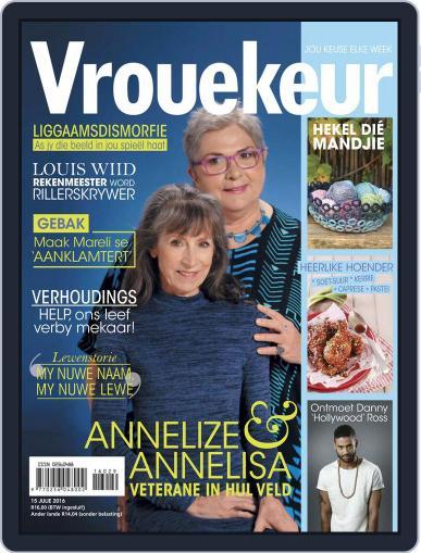 Vrouekeur (Digital) July 11th, 2016 Issue Cover