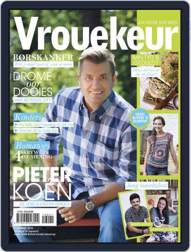 Vrouekeur (Digital) October 7th, 2016 Issue Cover
