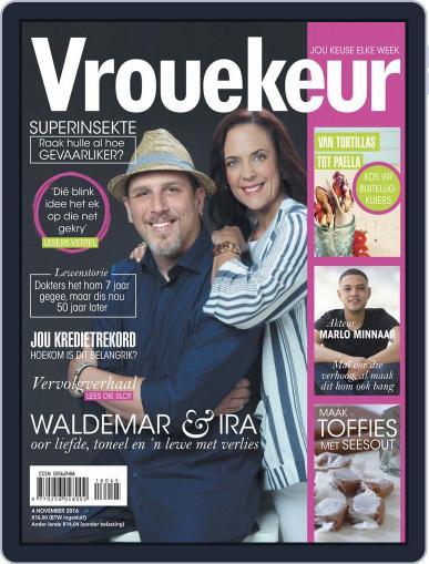 Vrouekeur (Digital) November 4th, 2016 Issue Cover