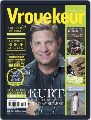 Vrouekeur (Digital) January 6th, 2017 Issue Cover