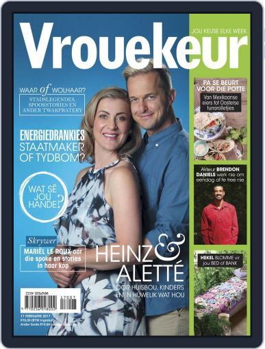 Vrouekeur (Digital) February 17th, 2017 Issue Cover