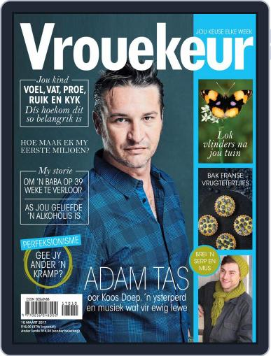 Vrouekeur (Digital) March 10th, 2017 Issue Cover