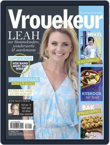 Vrouekeur (Digital) March 17th, 2017 Issue Cover