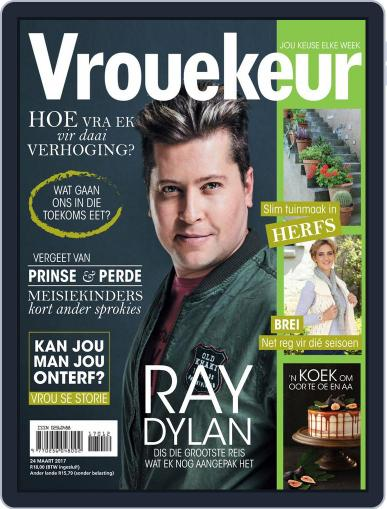 Vrouekeur (Digital) March 24th, 2017 Issue Cover