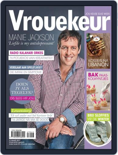 Vrouekeur (Digital) March 31st, 2017 Issue Cover