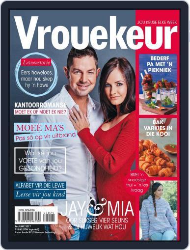 Vrouekeur (Digital) June 16th, 2017 Issue Cover