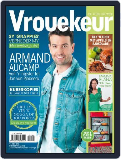 Vrouekeur (Digital) July 14th, 2017 Issue Cover