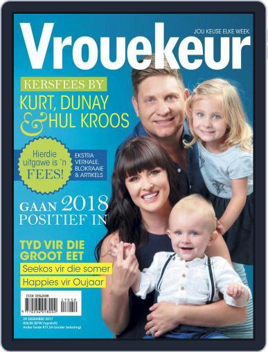 Vrouekeur (Digital) December 29th, 2017 Issue Cover