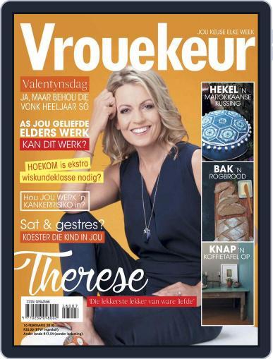 Vrouekeur (Digital) February 16th, 2018 Issue Cover