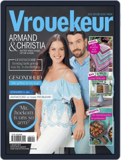 Vrouekeur (Digital) March 2nd, 2018 Issue Cover