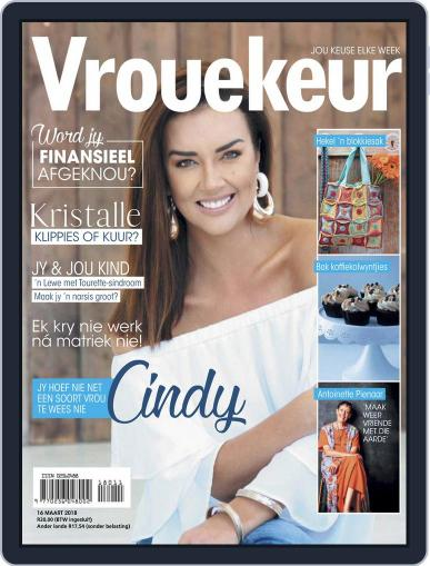Vrouekeur March 16th, 2018 Digital Back Issue Cover