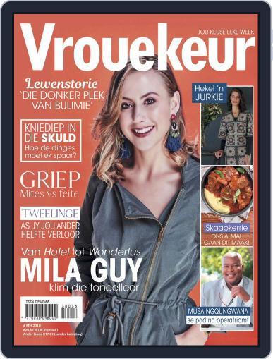 Vrouekeur (Digital) May 4th, 2018 Issue Cover