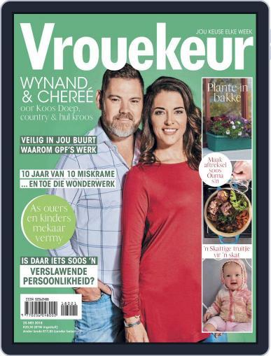 Vrouekeur (Digital) May 25th, 2018 Issue Cover