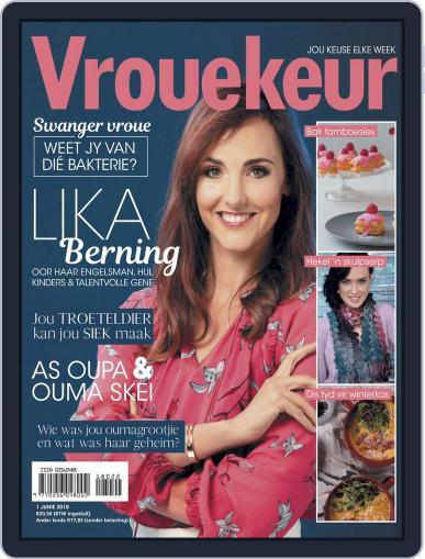 Vrouekeur (Digital) June 1st, 2018 Issue Cover