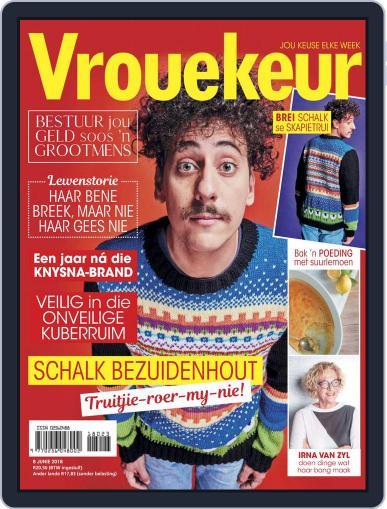 Vrouekeur (Digital) June 8th, 2018 Issue Cover