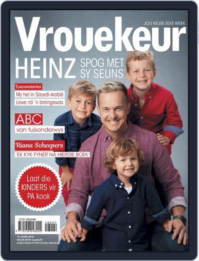 Vrouekeur (Digital) June 15th, 2018 Issue Cover