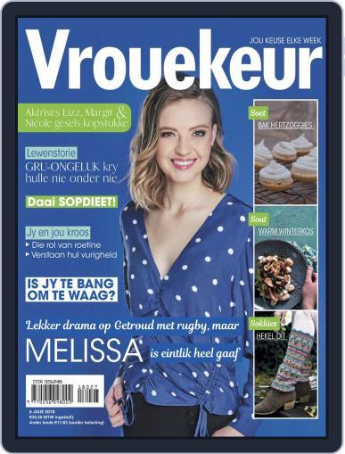 Vrouekeur (Digital) July 6th, 2018 Issue Cover