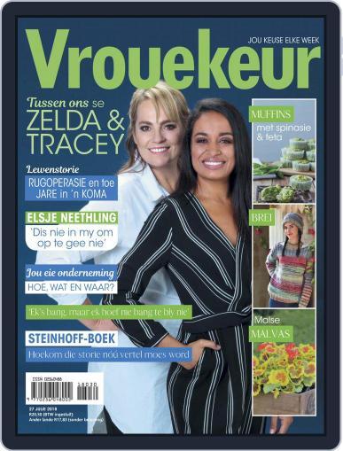 Vrouekeur (Digital) July 27th, 2018 Issue Cover