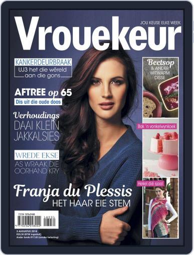 Vrouekeur (Digital) August 3rd, 2018 Issue Cover